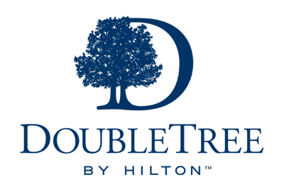 Logo Double tree by Hilton